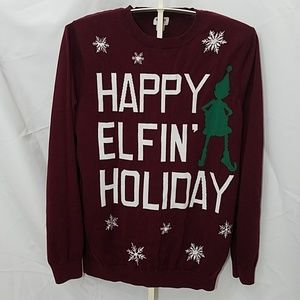 Mossimo Holiday Sweater
